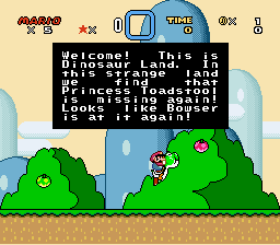 Super Mario World (hack) - yoshi s*** - User Screenshot
